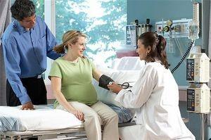 поздний токсикоз беременности