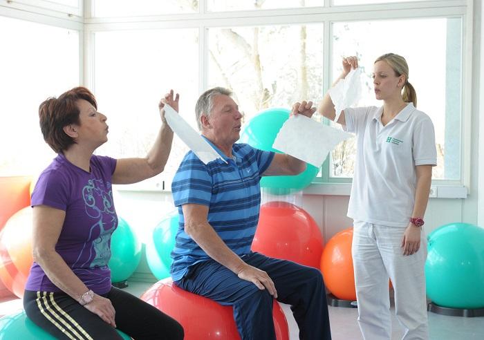 реабилитация после пневмонии у взрослых